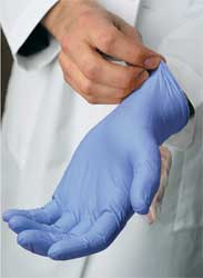 food process food handling gloves